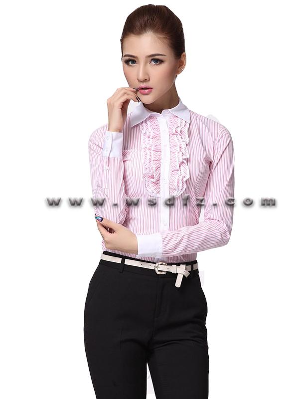 订做女式衬衣