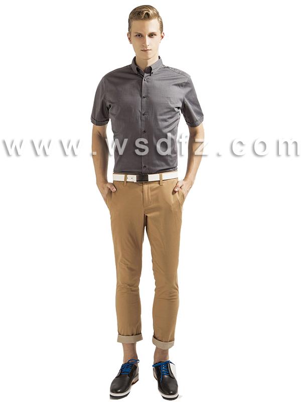 男士衬衫订制