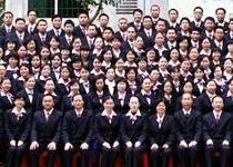 湛江师范学院附属中学教师西服订制