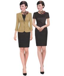 2017万博体育手机登录网页女装套装女裙正装-wsd050