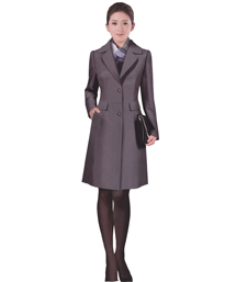 商务职业女装大衣-wsdnkdy0022